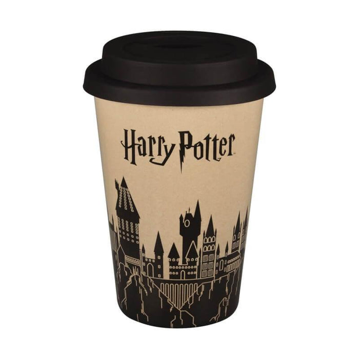 Huskup Harry Potter Travel Mug - Hogwarts Castle