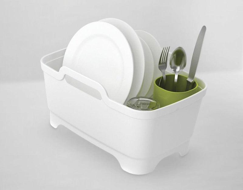 Joseph Joseph Wash & Drain Plus - White / Green