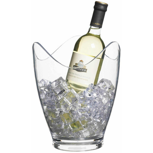Barcraft Acrylic Wine Ice Bucket