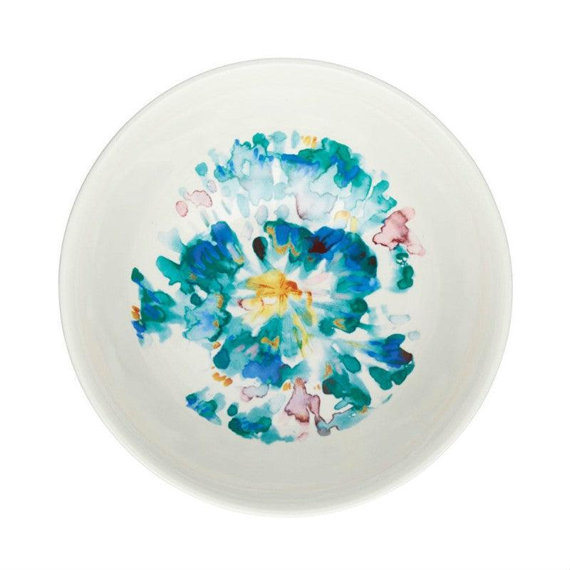 Kitchencraft Floral Watercolour Ceramic Bowl