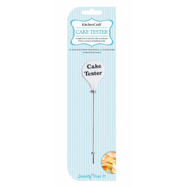 Sweetly Does It 16cm Stainless Steel Cake Tester