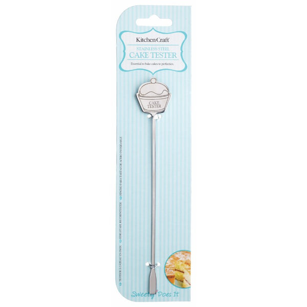 Sweetly Does It 18cm Stainless Steel Cake Tester