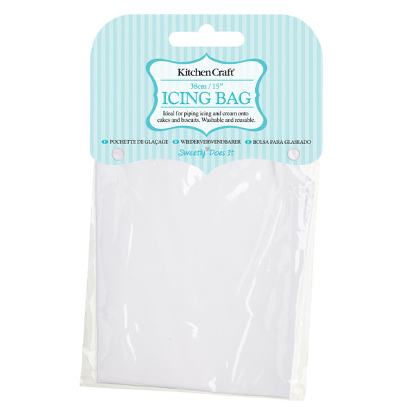 Sweetly Does It 15cm Reusable Icing Bag