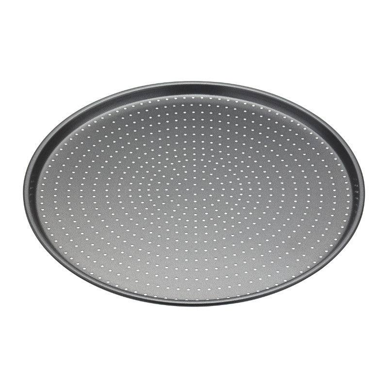 Masterclass 32cm Round Non-Stick Crusty Bake Pizza Tray