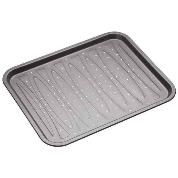 Masterclass Non-Stick Rectangle Crisping Tray - 39cm