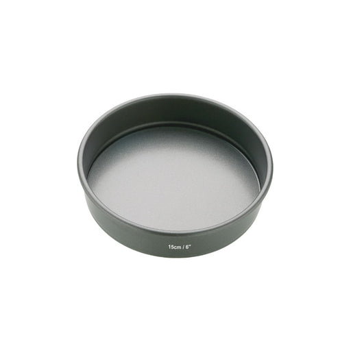 Masterclass 15cm Round Non-Stick Loose-Based Sandwich Tin