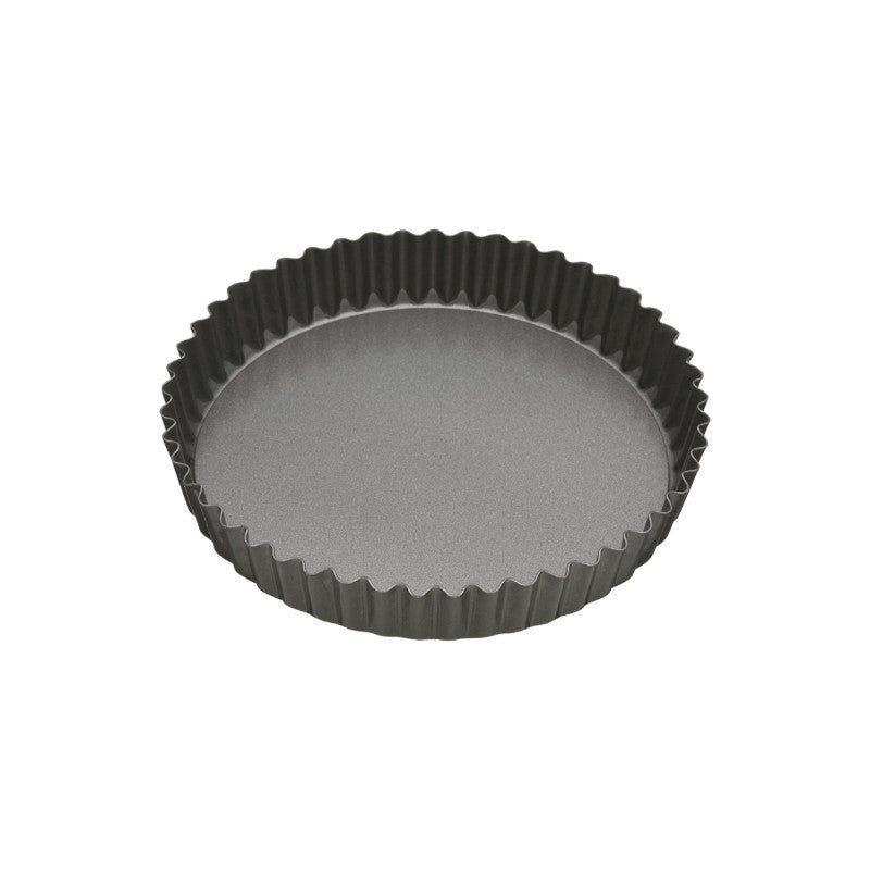 Masterclass Loose Base Fluted Flan Tin - 18cm