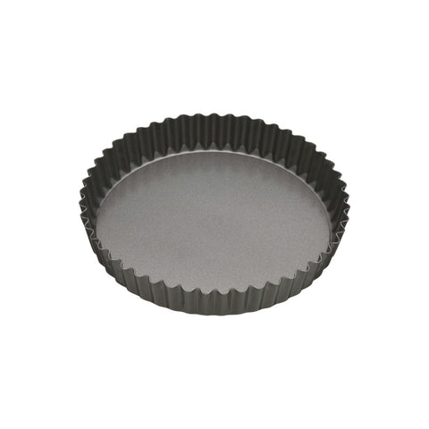 Masterclass 18cm Non-Stick Fluted Loose Base Flan Tin