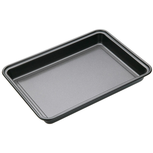 Masterclass Non-Stick Rectangle Brownie Tin - 27cm