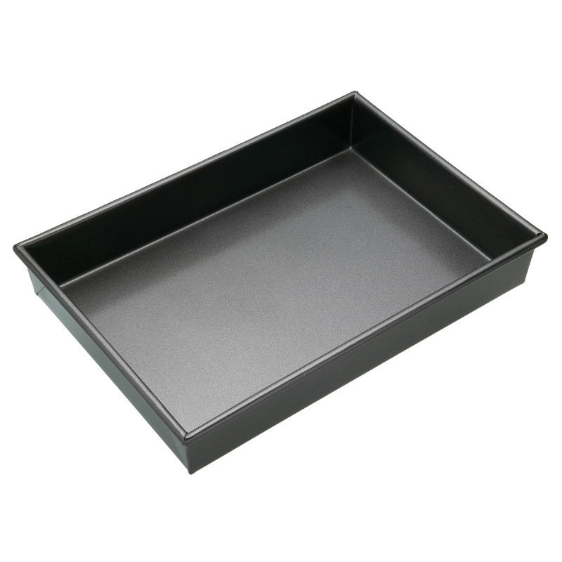 Masterclass 35cm Rectangle Non-Stick Deep Cake Tin