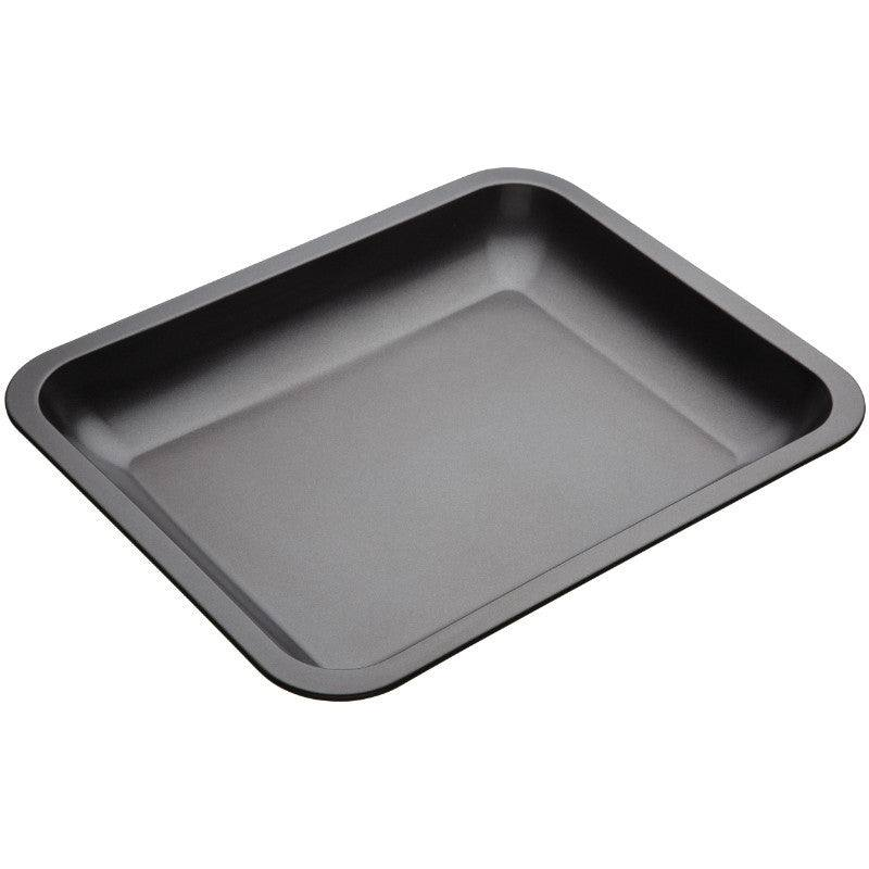 Masterclass 39cm Rectangle Sloped Non-Stick Roasting Pan