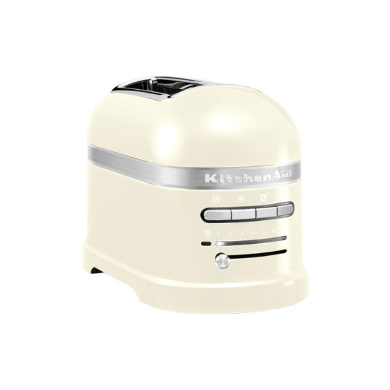 KitchenAid 5KMT2204BAC Artisan Toaster 2 Slice - Almond Cream