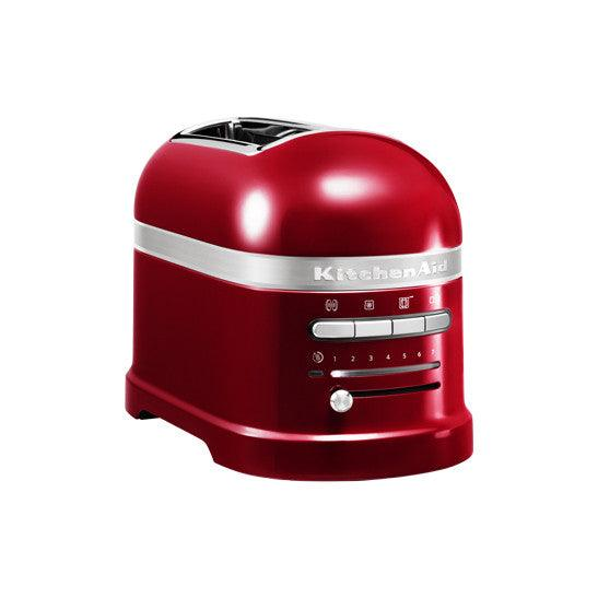 KitchenAid 5KMT2204BCA Artisan Toaster 2 Slice - Candy Apple