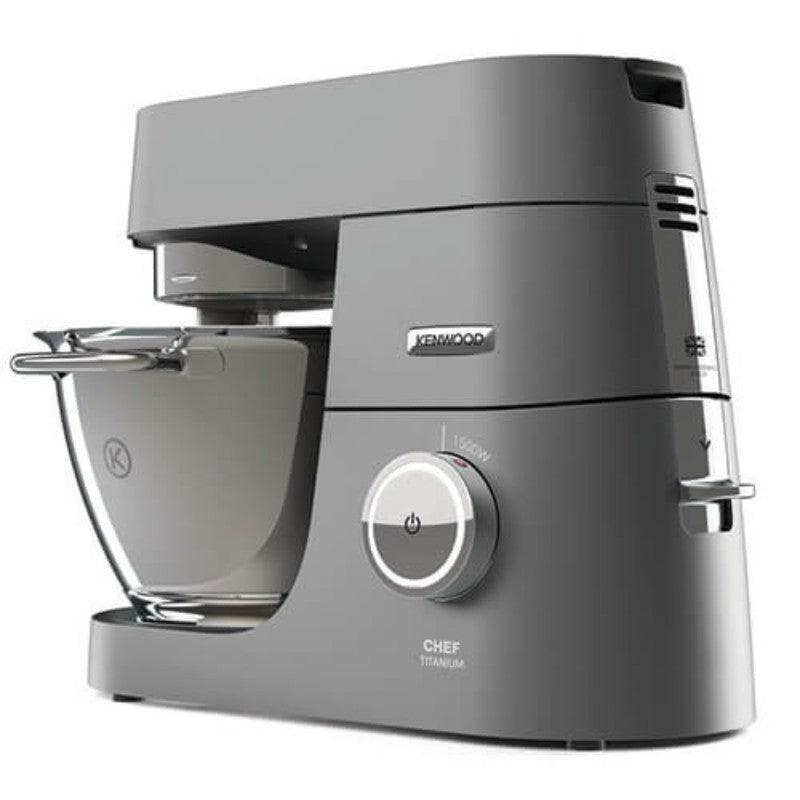 Kenwood Chef Titanium Stand Mixer - Silver