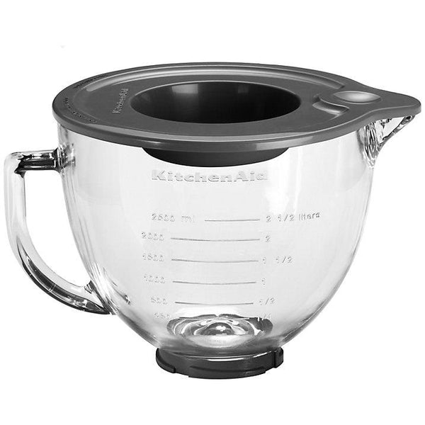 KitchenAid Glass Bowl Mixing Bowl - 4.8 Litre