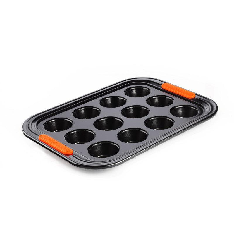 Le Creuset 12 Cup Mini Muffin Bakeware Tin