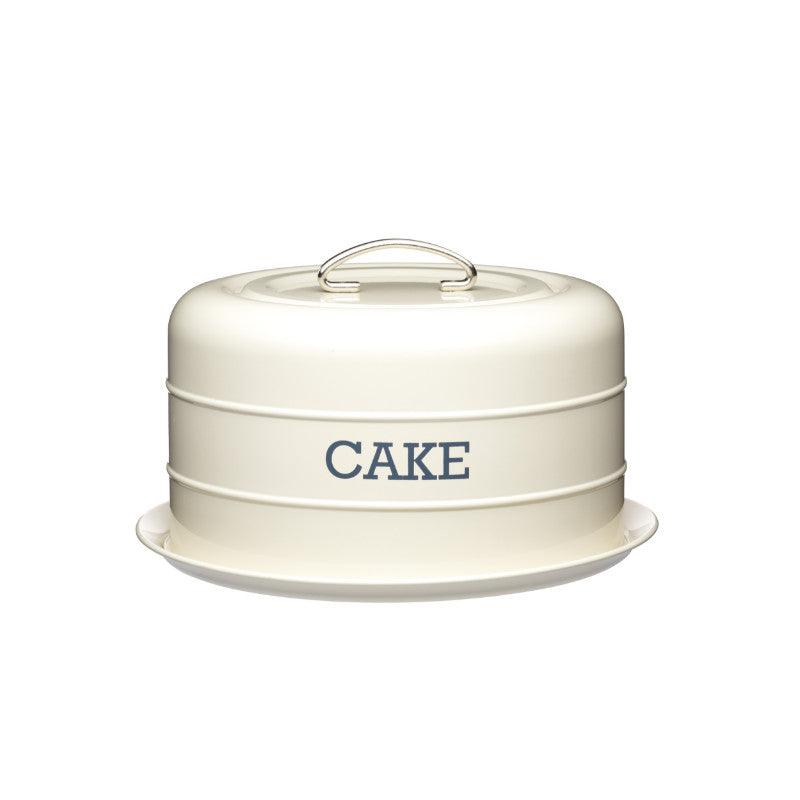 Kitchencraft Living Nostalgia Cream Cake Storage Tin