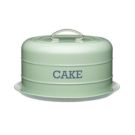 Living Nostalgia Cake Tin - Sage Green