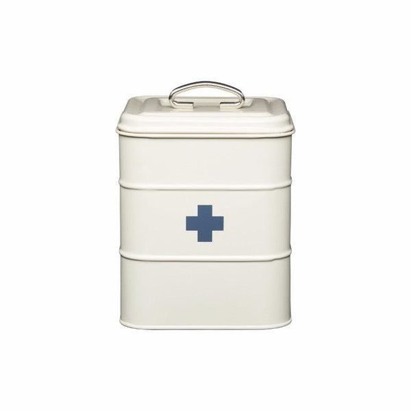 Living Nostalgia First Aid Tin - Cream