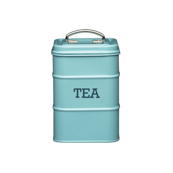Living Nostalgia Tea Tin - Blue