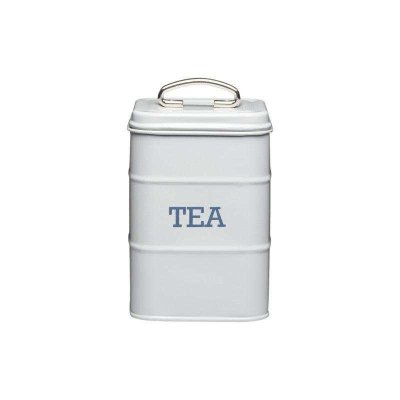 Living Nostalgia Tea Tin - Grey
