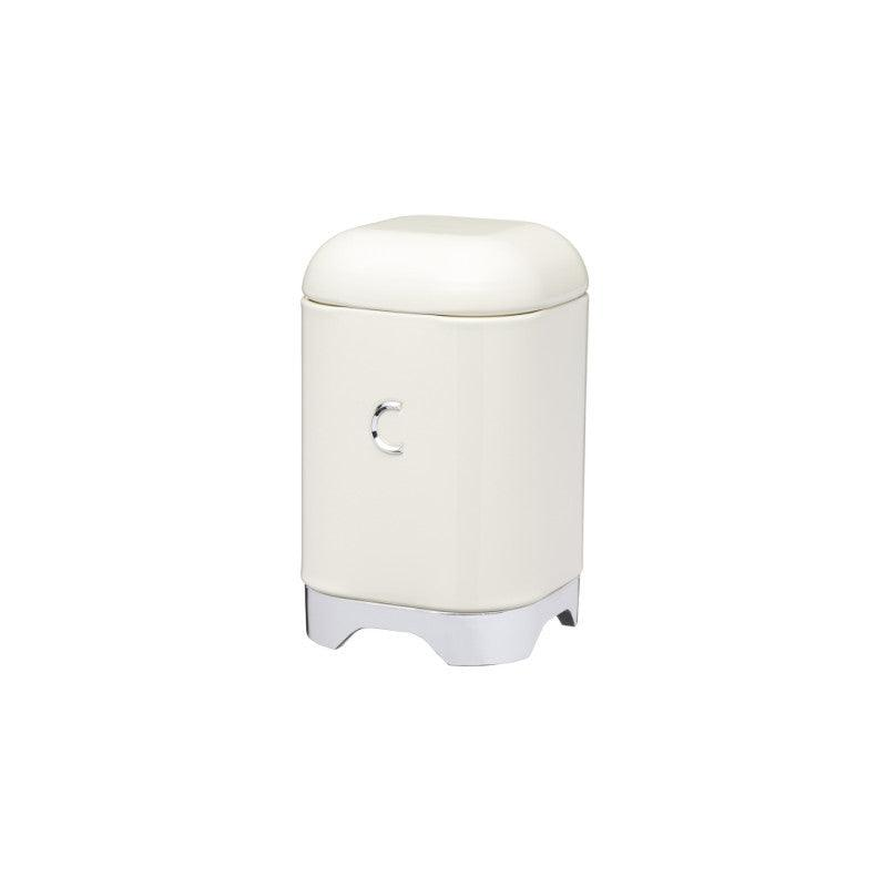 Lovello Coffee Canister - Cream