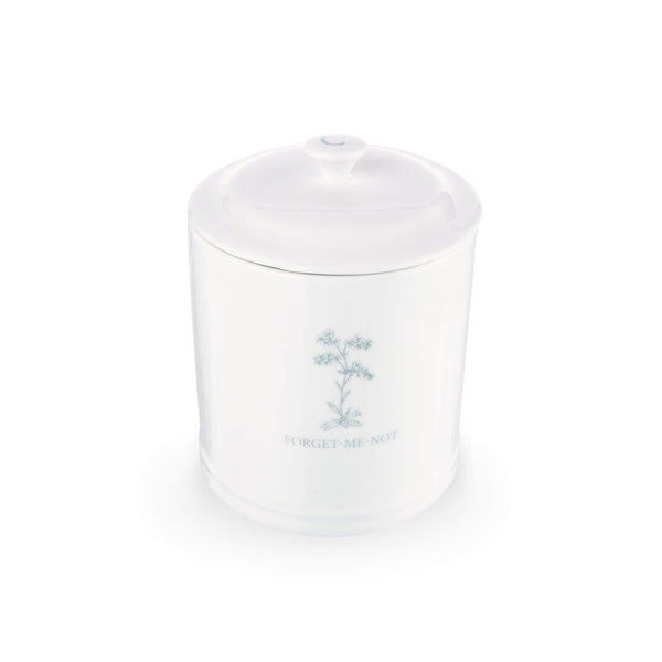 Mary Berry English Garden Coffee Canister - Forget Me Not