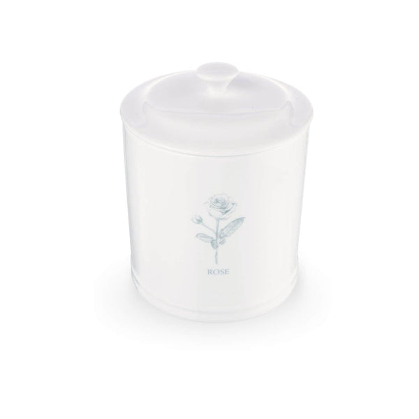 Mary Berry English Garden Storage Canister - Rose