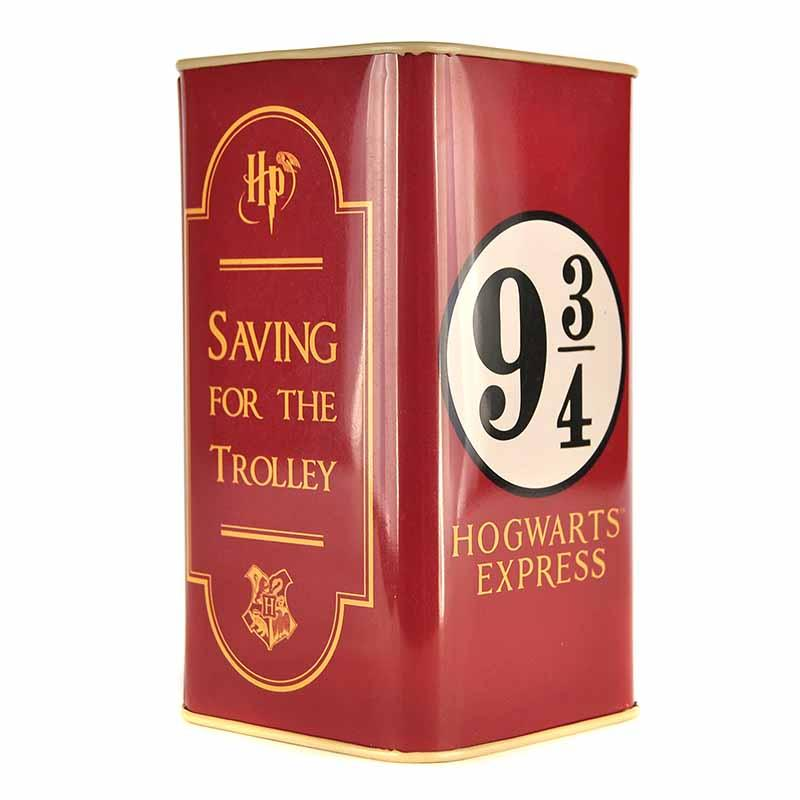 Harry Potter Platform 9 3/4 Money Tin