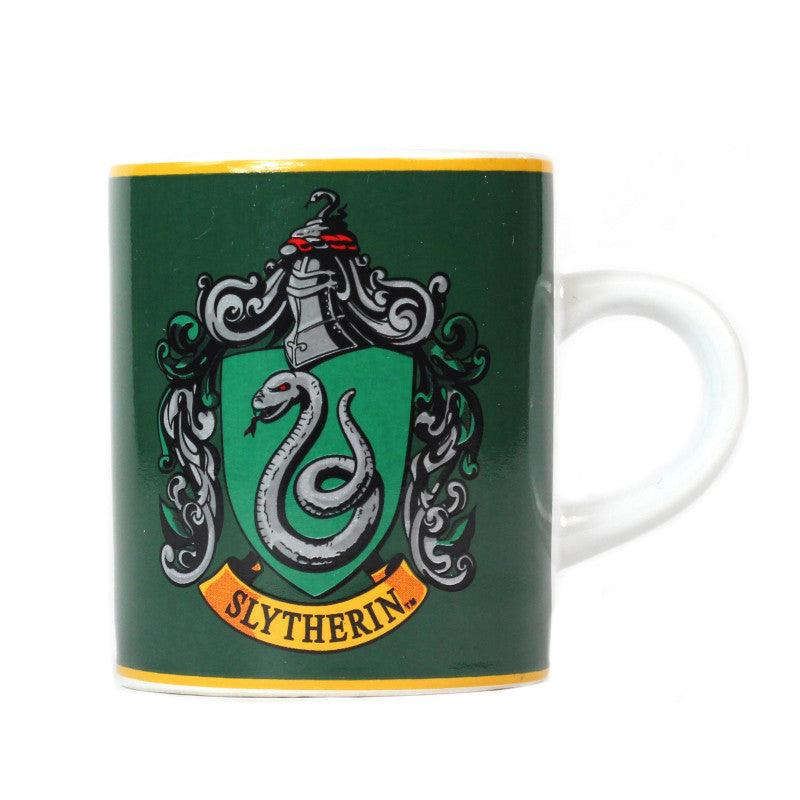 Harry Potter 110ml Slytherin Crest Mini Mug