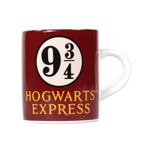 Harry Potter 110ml Mini Mug - Platform 9 3/4