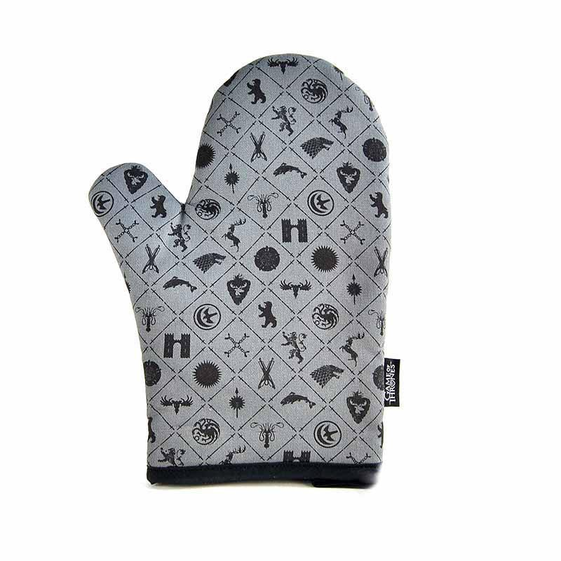 Game of Thrones All Sigils Cotton Oven Mitt