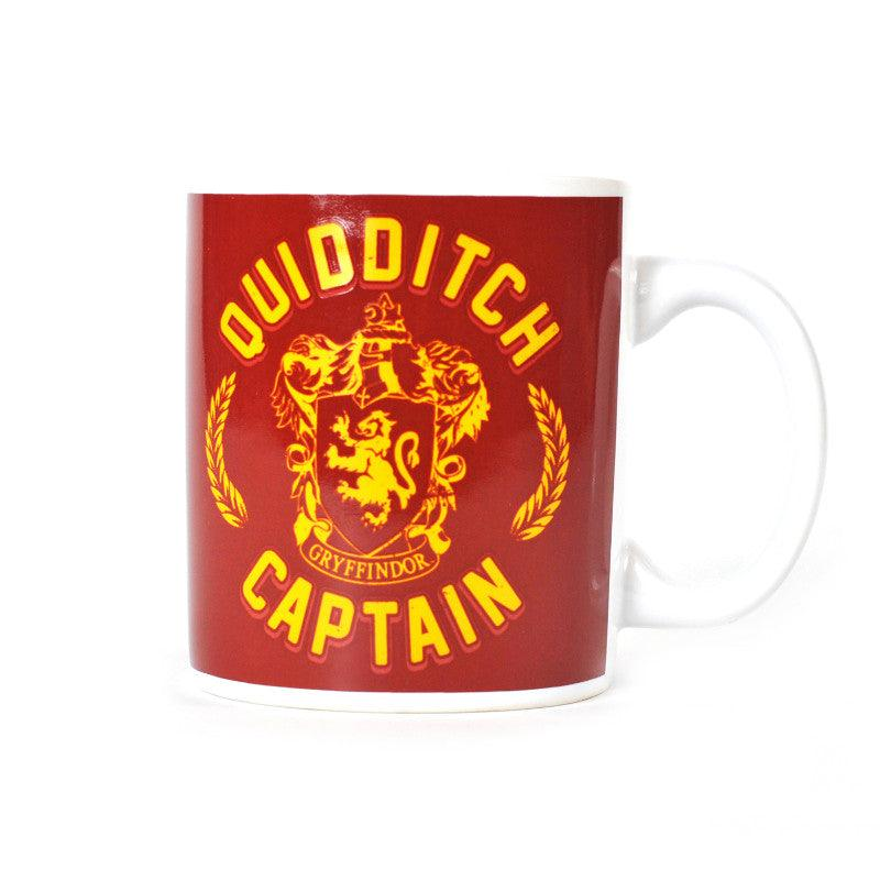 Harry Potter Quidditch Crest 350ml Mug
