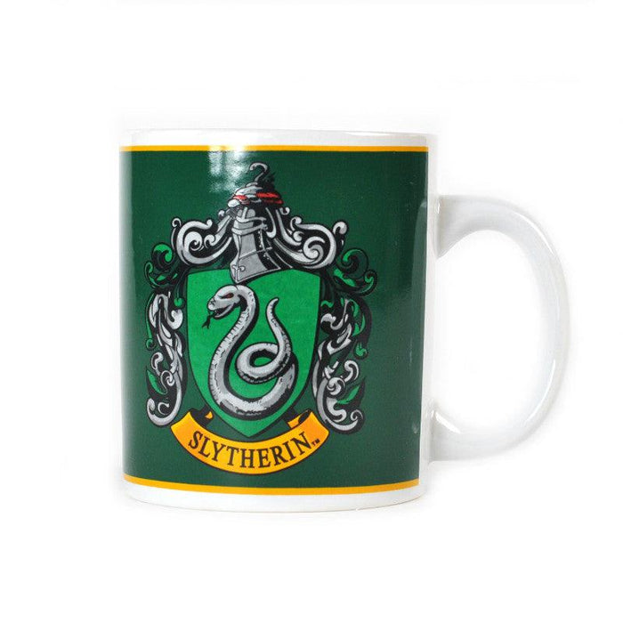 Harry Potter Slytherin Crest 350ml Mug