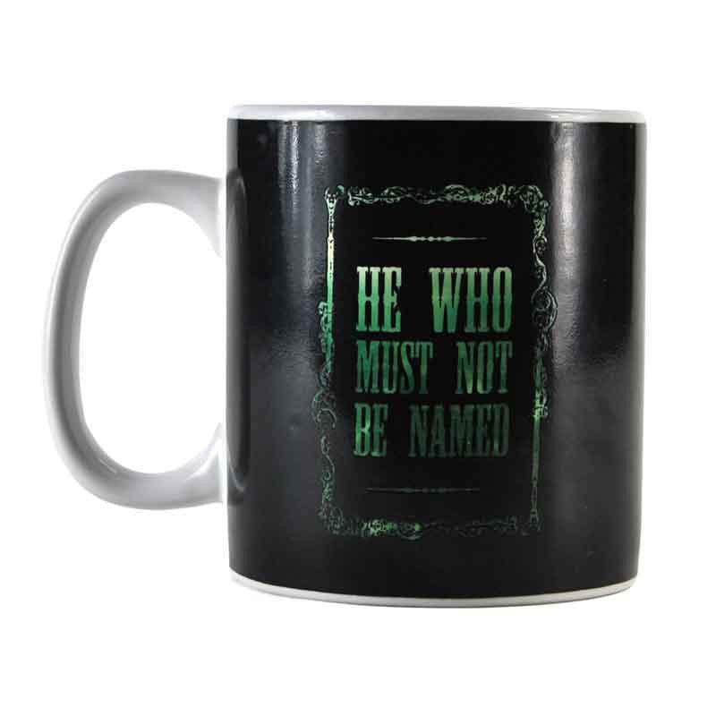 Harry Potter Voldermort Heat Changing Voldermort 400ml Mug