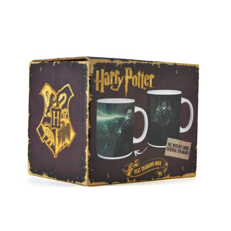 Harry Potter 400ml Heat Changing Mug - Voldermort