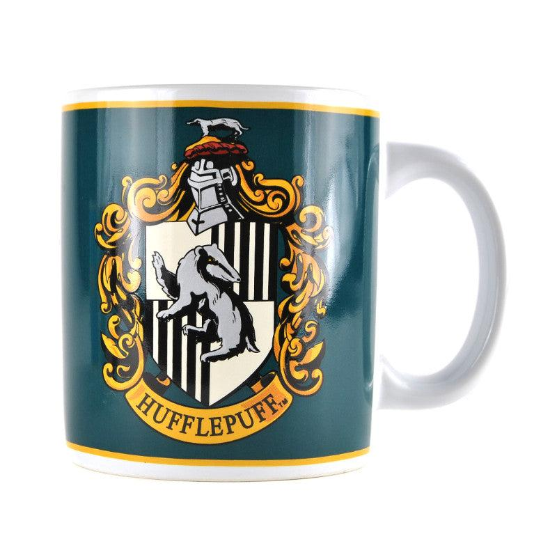 Harry Potter Hufflefuff Crest 350ml Mug