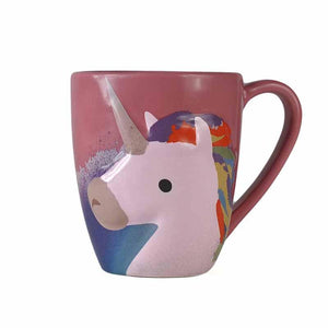 Jolly Awesome 'Unicorn Dust' Embossed 400ml Mug