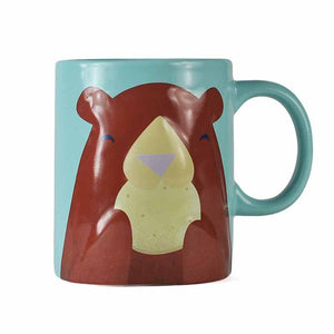 Jolly Awesome 'Tea Is A Gateway' Embossed Mug & Cookie Holder
