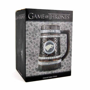 Game of Thrones Stark Sigil Stein