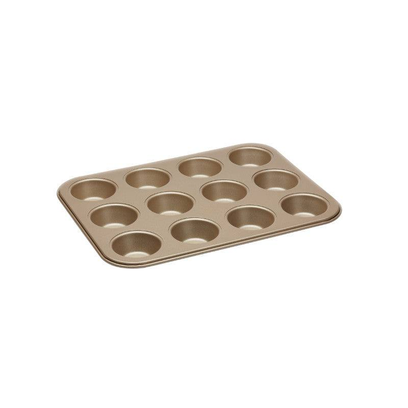 Paul Hollywood 12 Hole Non-Stick Shallow Baking Tin