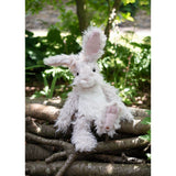 Wrendale Designs by Hannah Dale Plush Toy With Canvas Bag - Rowan the Hare