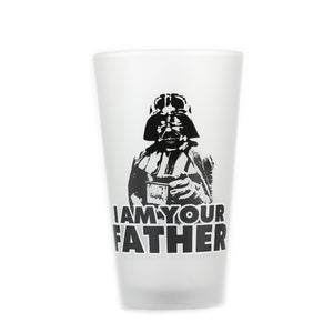 "Star Wars ""I Am Your Father"" 450ml Glass"