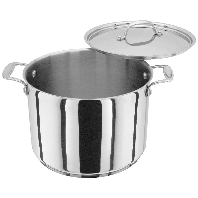 Stellar 7000 Stainless Steel Stockpot - 24cm
