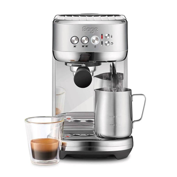 Sage Bambino Plus SES500BSS Coffee Machine - Silver