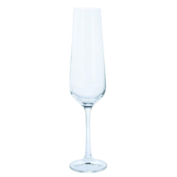 Dartington Cheers! Set of 4 Flute Glasses