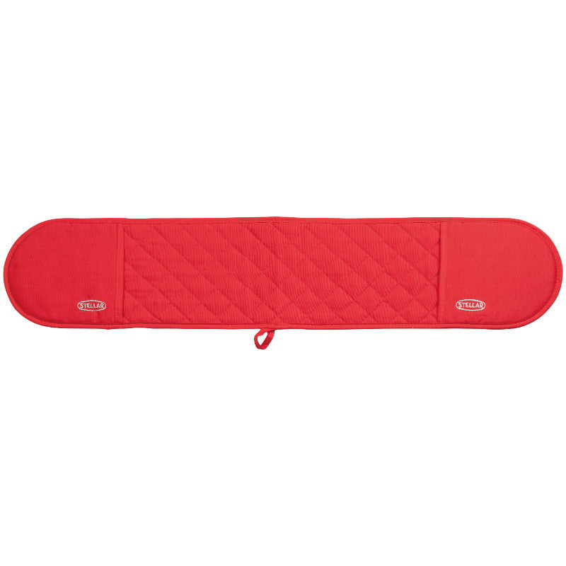 Stellar Double Oven Mitt Red