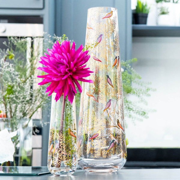 Sara Miller London Chelsea Medium Glass Vase