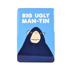 Jolly Awesome 'Big Ugly Man-Tin' Gorilla Storage Tin