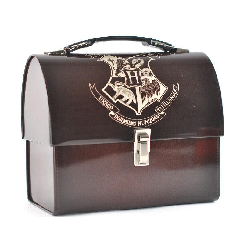 Harry Potter Hogwarts Crest Tin Tote